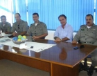 Capão da Canoa: Autoridades policiais do Litoral se reúnem com prefeito