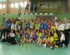 Handebol: equipe de Capão da Canoa fica com o 2° lugar no estadual Cadete