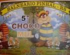 Chocomel prossegue hoje em Balneário Pinhal