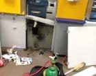 Dupla é presa arrombando caixa eletrônico em banco de Santo Antônio da Patrulha
