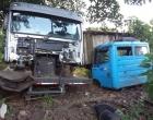 Desmanche ilegal de caminhões é localizado em Santo Antônio da Patrulha
