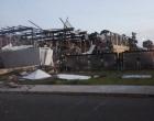 Explosão destrói restaurante no centro de Xangri-Lá