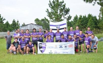 A equipe que representa Osório