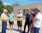 Vereadores de Osório visitam obras do São Vicente de Paulo