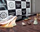 Trio é preso por tráfico de drogas em Capivari do Sul