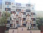 Judô de Osório traz bons resultados de competição na capital