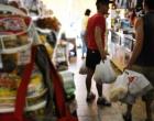 Supermercados começam a cobrar por sacolinhas em São Paulo