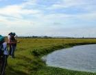 Santo Antônio da Patrulha: alunos da FURG fazem trilha ambiental na CEEASA