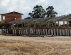 Obras mudam visual do Parque de Rodeios de Osório