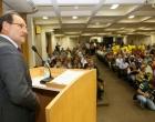 Em Osório, Sartori diz que o Estado precisa fazer sua parte para voltar a crescer