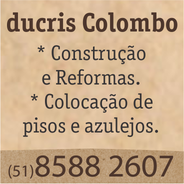 Ducris Colombo - Construção e Reformas