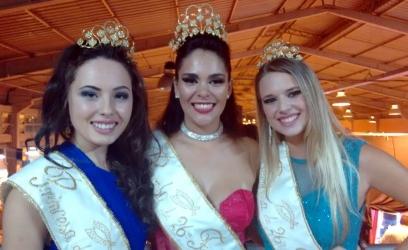 soberanas da 26ª Festa Nacional do Peixe- Foto Divulgação
