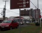 Municípios do Litoral Norte estão recebendo placas de sinalização turísticas