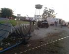Motorista morre e seis pessoas ficam feridas em acidente na Freeway