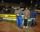 PRF apreende adolescente e duas pessoas por porte ilegal de arma na Freeway