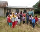 EMEI Nossa Senhora da Conceição visita Aldeia Indígena em Osório
