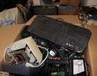 Campanha recolhe grande volume de lixo eletrônico em Osório