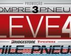 Chile Pneus está com grande promoção: compre 3 e leve 4 pneus