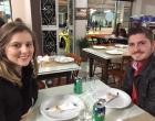 Dia dos namorados no Restaurante Bar do Largo foi um sucesso - Veja fotos
