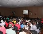 Alunos assistem filmes sobre consciência ambiental em Santo Antônio da Patrulha