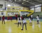 Escola Reinaldo Vaccari vence Voleibol Mirim Feminino dos 12º JIMI em Imbé