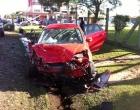 Jovens furtam carro para atacar pedestres no Litoral