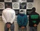 Operação Castelo de Areia prende suspeitos de roubos em série no litoral norte