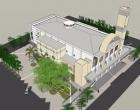 Faltam cerca de 600 mil reais para conclusão da reforma na Catedral de Osório