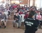 Morte de estudantes leva DENARC a realizar palestras em Cidreira