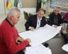 Capão da Canoa: gestores da área educacional visitam área destinada à nova escola
