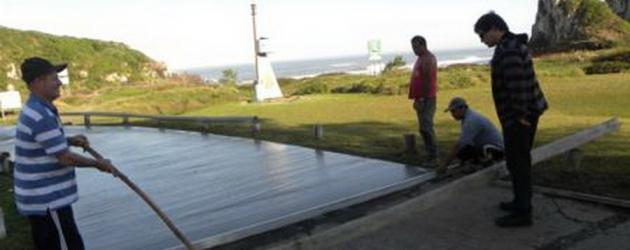 Parque da Guarita ganhará ciclovia antes do verão em Torres