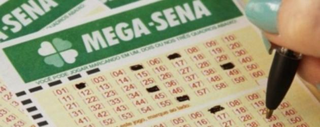 Mega-Sena acumula: veja dezenas sorteadas