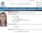 Caponense, suspeita pela morte da filha, é procurada pela Interpol