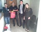 Curso de Direito da Facos realiza doação de roupas em Osório