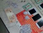 Dupla é presa com 445 pedras de crack e uma pistola em Osório