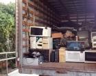 Campanha de lixo eletrônico recebe grande volume de material em desuso