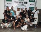 Três campeões mundiais de Jiu-jítsu são de Tramandaí