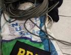 PRF prende dupla furtando cabos de energia elétrica na Freeway