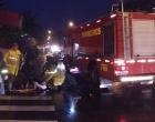 Osório: motociclista fica ferido em colisão com caminhonete