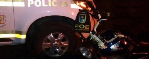 Homem é preso com motocicleta furtada em Capão da Canoa