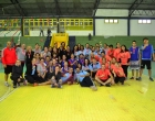 Professores participaram de torneio de voleibol em Imbé