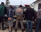 Caso Dejone: presos cinco suspeitos e apreendida arma que teria sido utilizada no crime