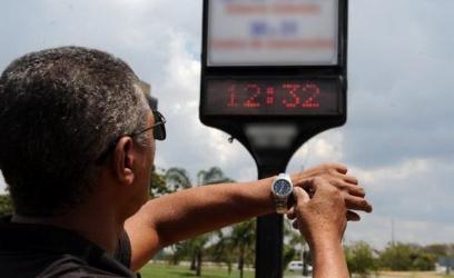 Horário de verão representa redução da demanda de 4% a 5%, em médiaArquivo/Agência Brasil