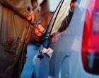 Homem arromba veículo estacionado no centro de Osório