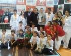 Santo Antônio conquista o segundo lugar em Campeonato de Taekwondo do Programa Mais Educação