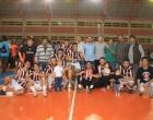 Gesb/Maragatos é o campeão de futsal 2015 em Osório
