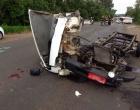 Grupo que vinha para o Litoral se envolve em acidente com vítima fatal