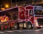 Caravana de Natal Coca-Cola chega ao Litoral Norte neste domingo: horários tiveram mudança