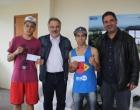 Poder executivo repassa incentivo a dois atletas em Osório