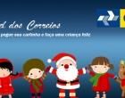 Papai Noel dos Correios leva alegria a alunos da Rede Municipal de Ensino em SAP